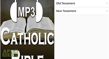 Amharic audio bible for Android free download at Apk Here store