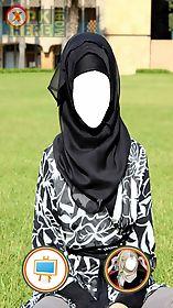 hijab selfie studio
