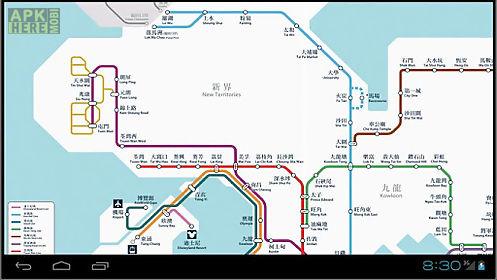 Hong Kong Subway Map Download.Hong Kong Metro Map For Android Free Download At Apk Here Store