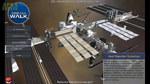 iss space station