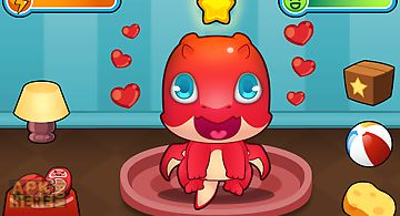 My virtual dragon - baby pet