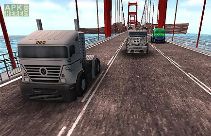 truck racing super gear