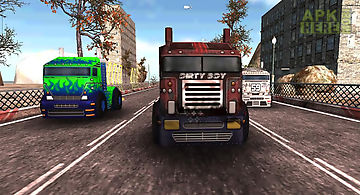 Truck racing super gear