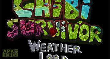 Chibi survivor: weather lord. su..