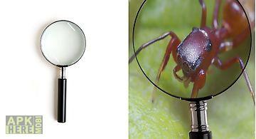 Smart magnifier - zoom in