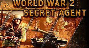 World war 2: ww2 secret agent fp..