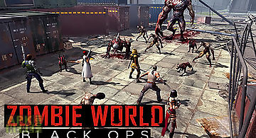 Zombie world: black ops