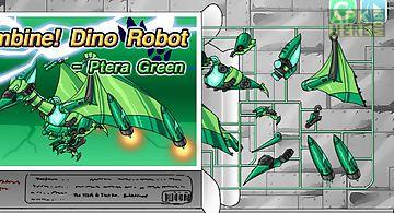 Dino robot - pteranodon