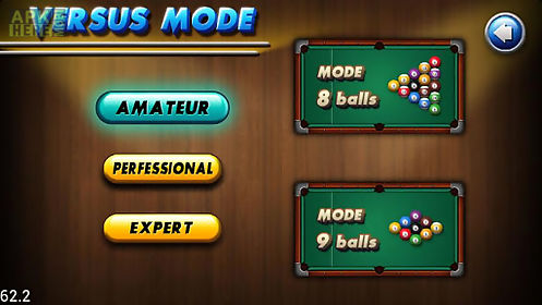 Pocket pool pro for Android free download at Apk Here store