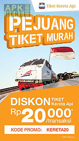 Tiket kereta api tiket kai for android free download at apk here tiket kereta api tiket kai stopboris Gallery