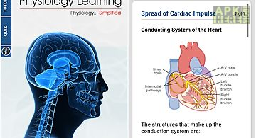 Physiology learning pro