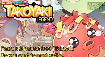 Puzzle takoyaki saga