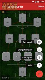 wefut squad builder & database