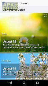 daily prayer guide (lite)