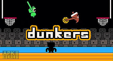 Dunkers: basketball madness