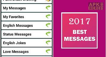 Message & status for whatsapp
