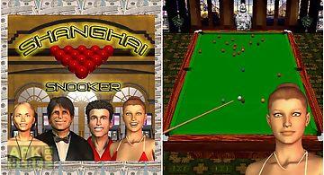 Shanghai snooker lite