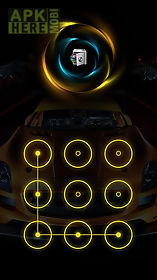 applock theme supercar