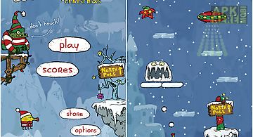 Doodle jump christmas special