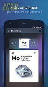 Isotope periodic table for android free download at apk here store isotope periodic table isotope periodic table urtaz Images