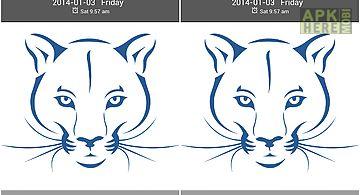 Leopard hd go locker theme