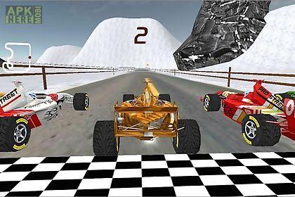 super crazy formula racing 3d