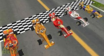 Super crazy formula racing 3d