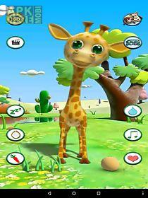 talking giraffe free