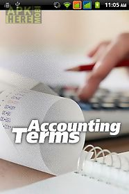 accounting terms