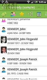 Familygtg - family tree maker for Android free download at