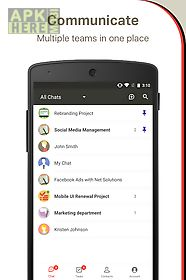 chatwork - business chat app
