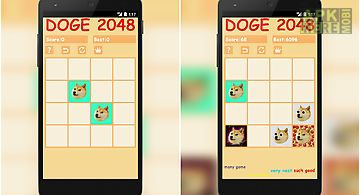 Doge 2048