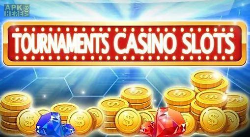 tournaments casino slots: win vouchers