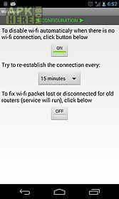 wifi matic