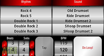 Acoustic drum machine free