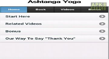Ashtanga yoga app