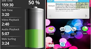 Batterytime lite