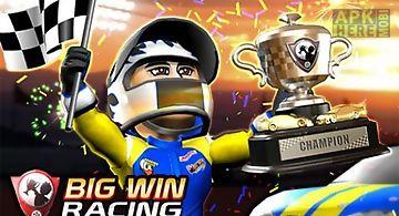 Big win: racing