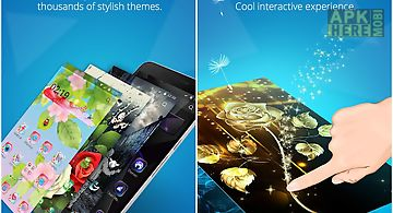 Cm launcher 3d-theme,wallpaper