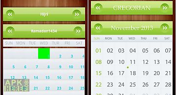 Dodol calendar widget for Android free download at Apk Here