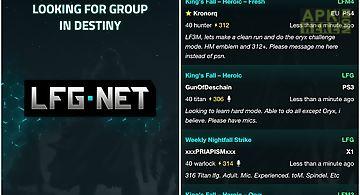 Lfg.net destiny