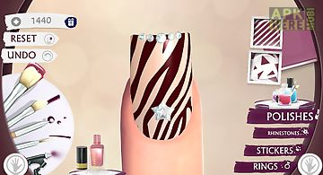 Virtual nail salon for android free download at apk here store nail art beauty salon game diy prinsesfo Image collections