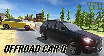 Offroad car q