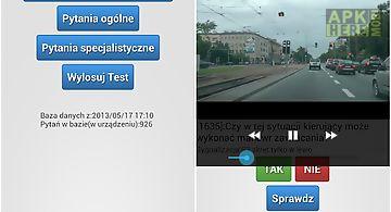 Prawo jazdy b 2013 beta