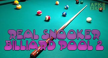 Real snooker: billiard pool pro ..