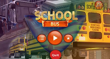 School bus - the best school bus..