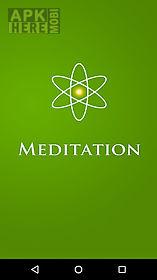 meditation with vedic mantras