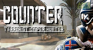 Counter terrorist: sniper hunter