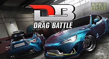 Drag battle: racing