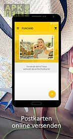 funcard - postkarten app